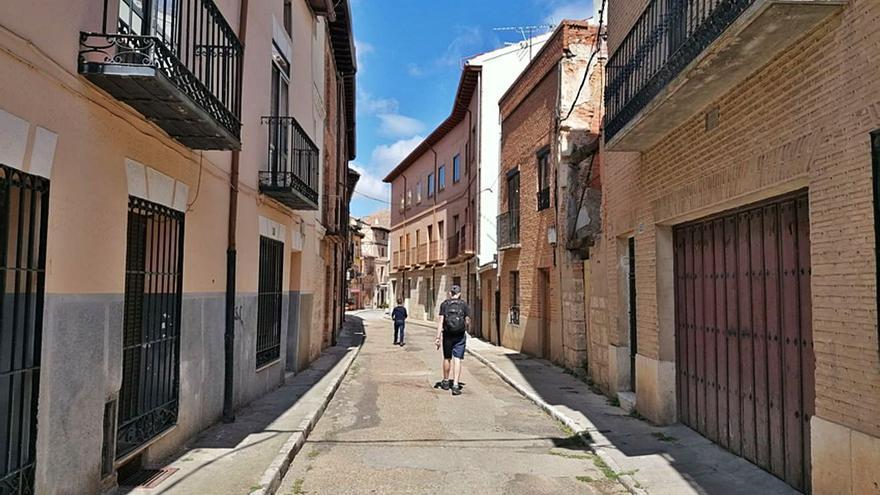 Toro licita la mejora de cuatro calles del casco antiguo por 302.000 euros