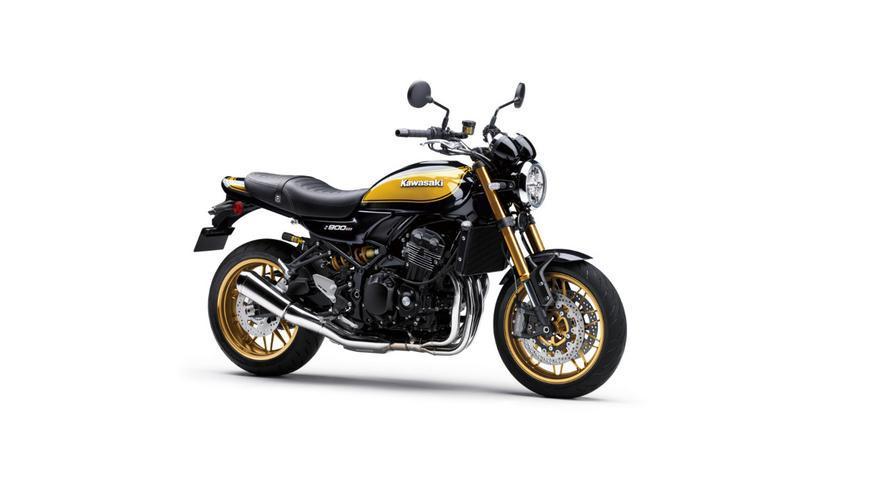 "Kawasaki presenta la Z900RS SE ""Yellow Ball"" para 2022"
