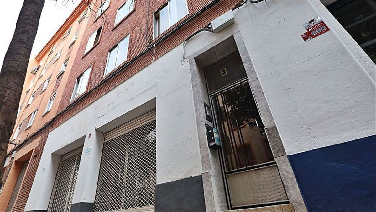 Els fets es van produir al carrer Eloy Martínez número 3 de Saragossa.