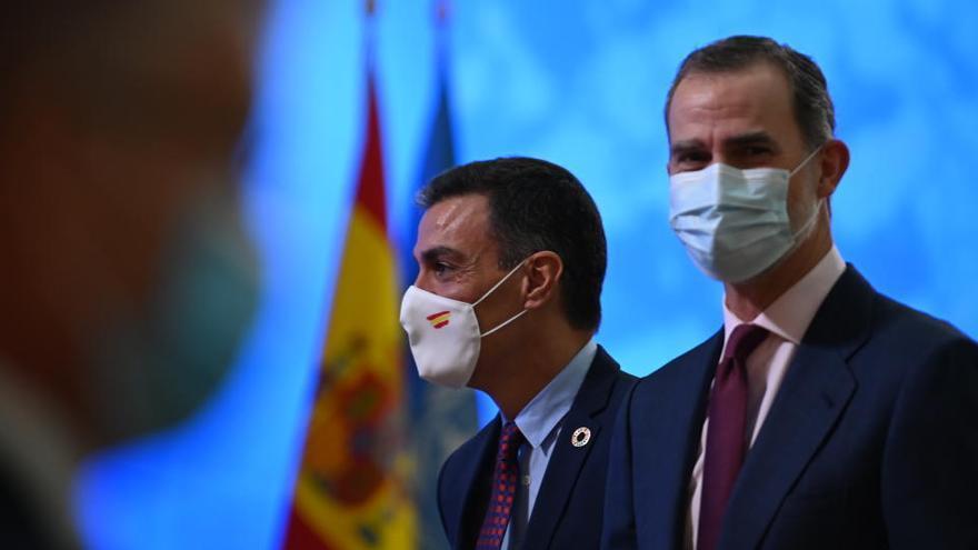 PSOE no ve adecuada la ley de la Corona que prepara Podemos y no la apoyará