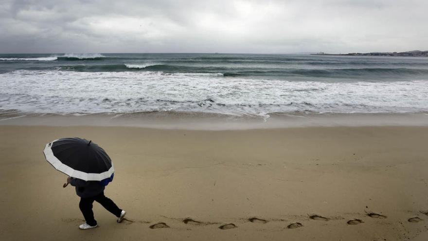 Alerta amarilla por lluvias y tormentas en Baleares