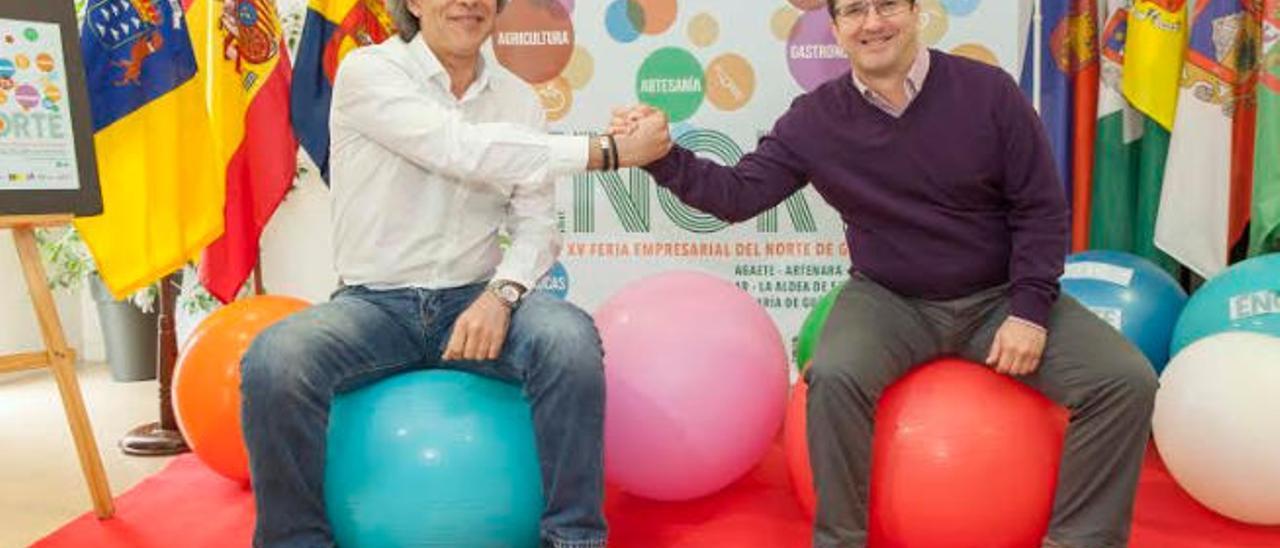 La Feria del Norte tutelará 15 nuevos proyectos con visos de tener éxito