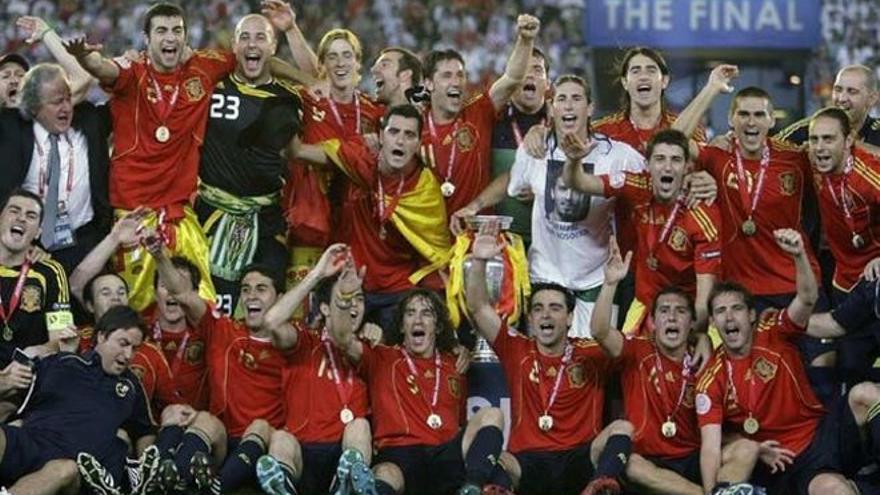 Historia de la Eurocopa: 2008, la metamorfosis de España de la mano de Aragonés