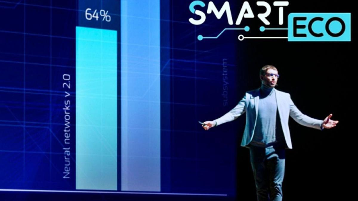 Imagen promocional del Foro Empresarial sobre Economía Digital. | | E.D.