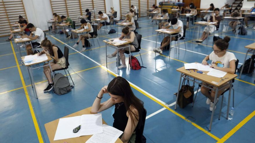 El Palma de Paterna, el centro valenciano con la mejor nota en la Selectividad 2020