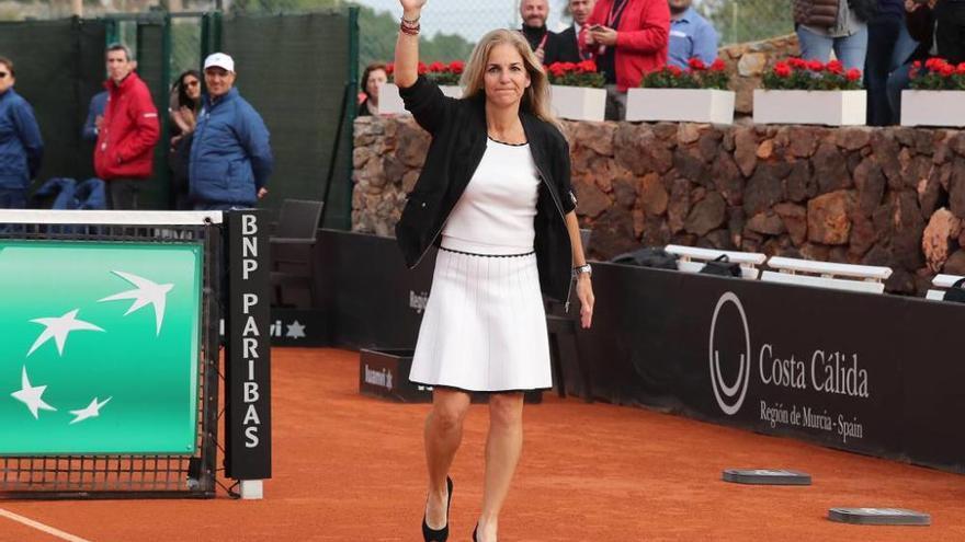 Carla Suárez da a España la victoria en La Manga Club