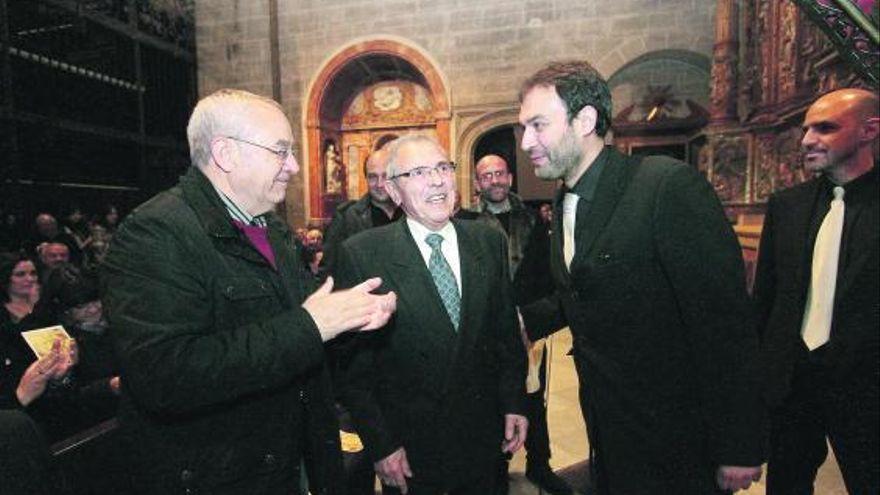 Fallece el maestro Carlos Cerveró, autor de la marcha Nazareno de San Frontis