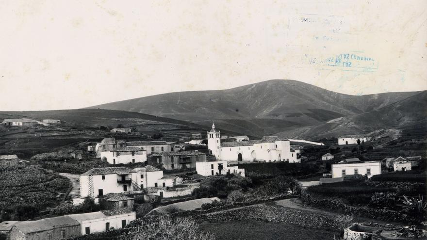 Exhiben imágenes de Fuerteventura de 1925 filmadas por un operador de Fox