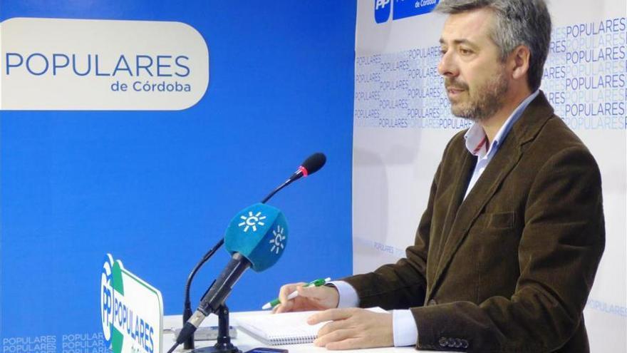 """El PP tilda de """"escándalo"""" la desaparición de la contabilidad de la Fundación Guadalquivir"""