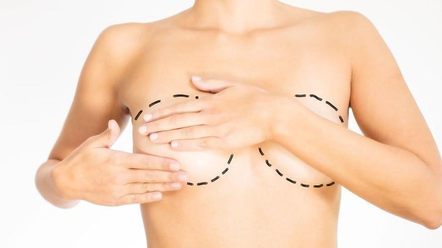 L'augment de pit, una operació molt sol·licitada