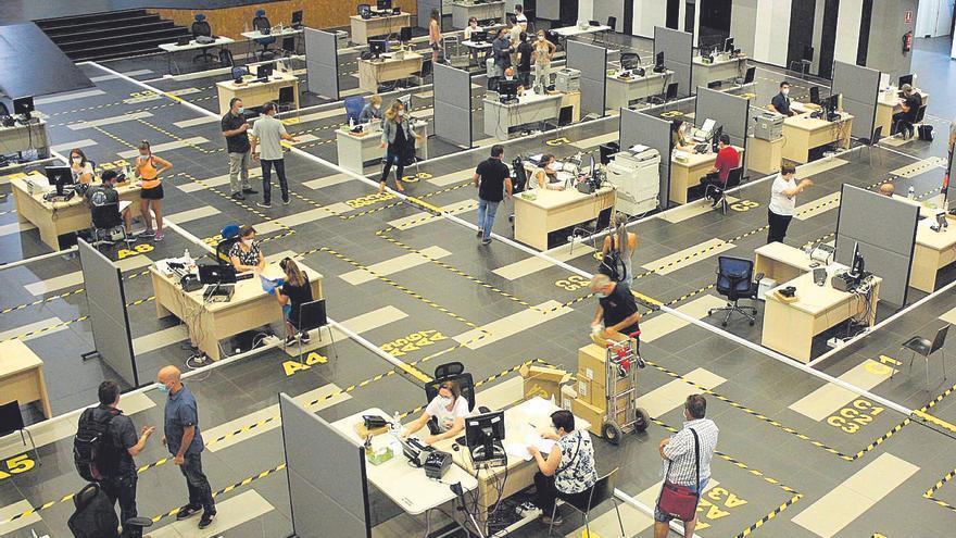 Las consultas telemáticas al 010 crecen en Castelló durante la pandemia