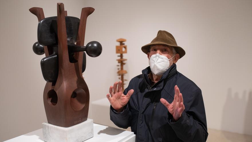 El zamorano José Luis Alonso Coomonte, Premio Castilla y León de las Artes 2020