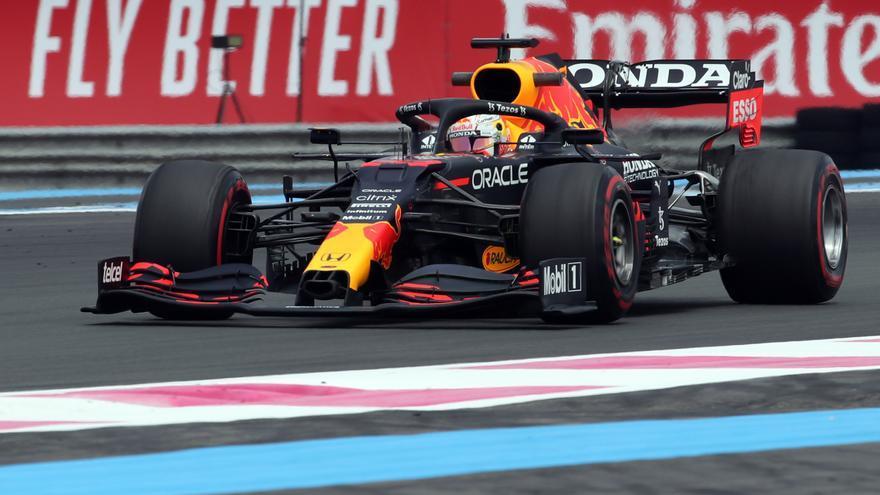 Resultados de los entrenamientos libres del GP de Francia