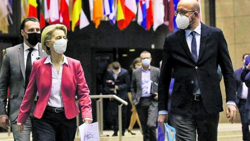 La Unión Europea avanza en la creación de un «certificado de vacunación»