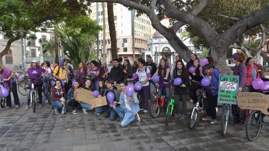 8M - Día Internacional de la Mujer en Las Palmas de Gran Canaria | Bicipiquete feminista