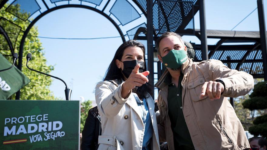 """Abascal señala el 4M como una """"encrucijada"""" para toda España: """"Se juega el principio del fin de Sánchez e Iglesias"""""""