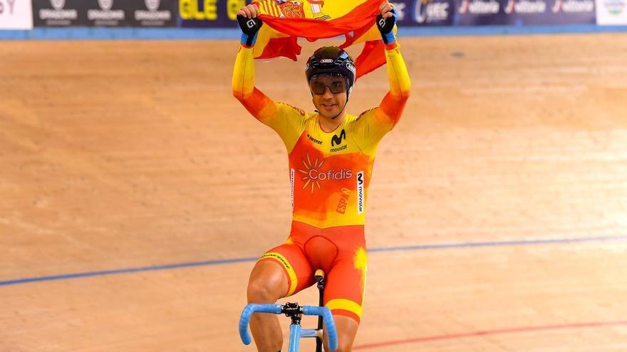 Sebastián Mora busca su revancha de los Juegos en el Europeo de Suiza
