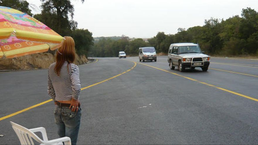 El perfil de la prostitución: joven, extranjera y con hijos