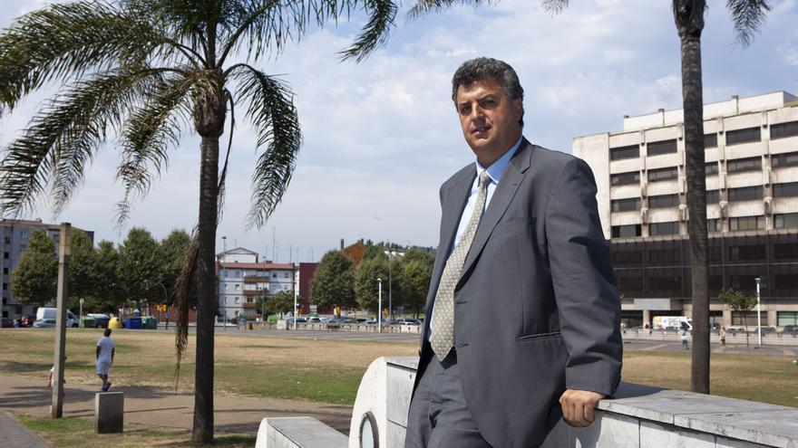 Vidal Gago, exgerente de la Empresa Municipal de Aguas de Gijón, propuesto para dirigir el Servicio de Aguas