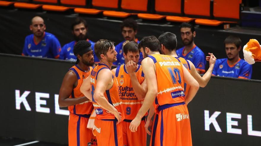 El Valencia Basket devuelve un 33% del precio de los abonos