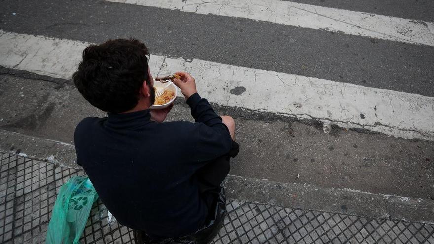 Cáritas, desbordada en Castellón por la crisis del coronavirus