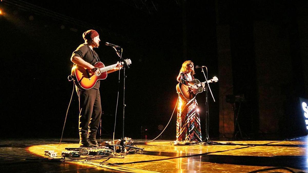 Amaral porta la seva  versió més íntima a Girona