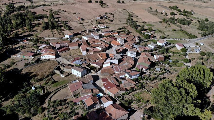 Ufones, en la comarca de Aliste, lleva dos semanas sin teléfono fijo