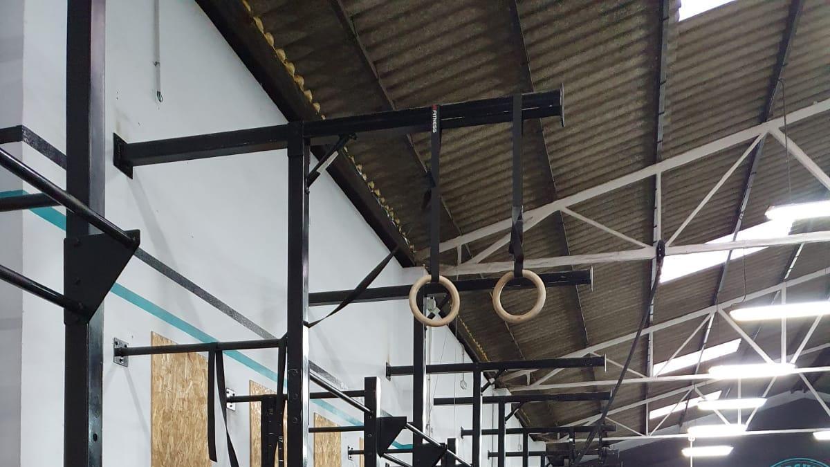 Instalaciones del Círculo Fitness & Weightlifting