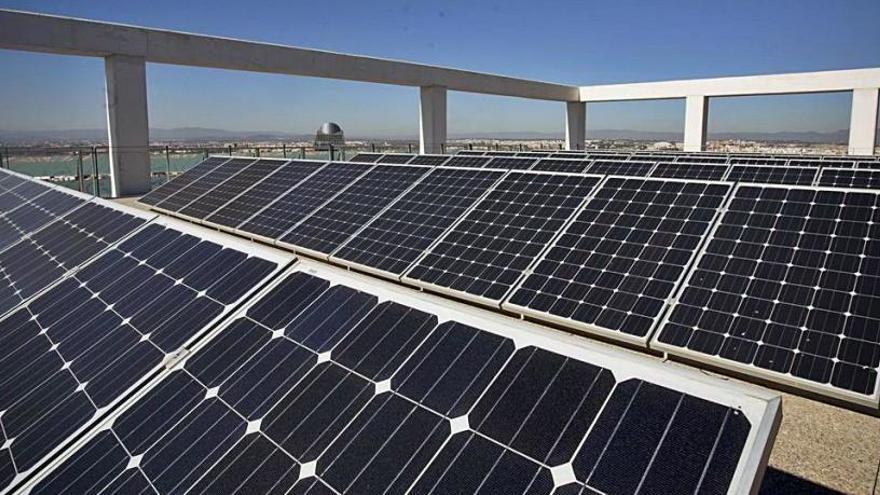 """El fin del """"impuesto al sol"""" dispara las plantas de autoconsumo en la C. Valenciana"""