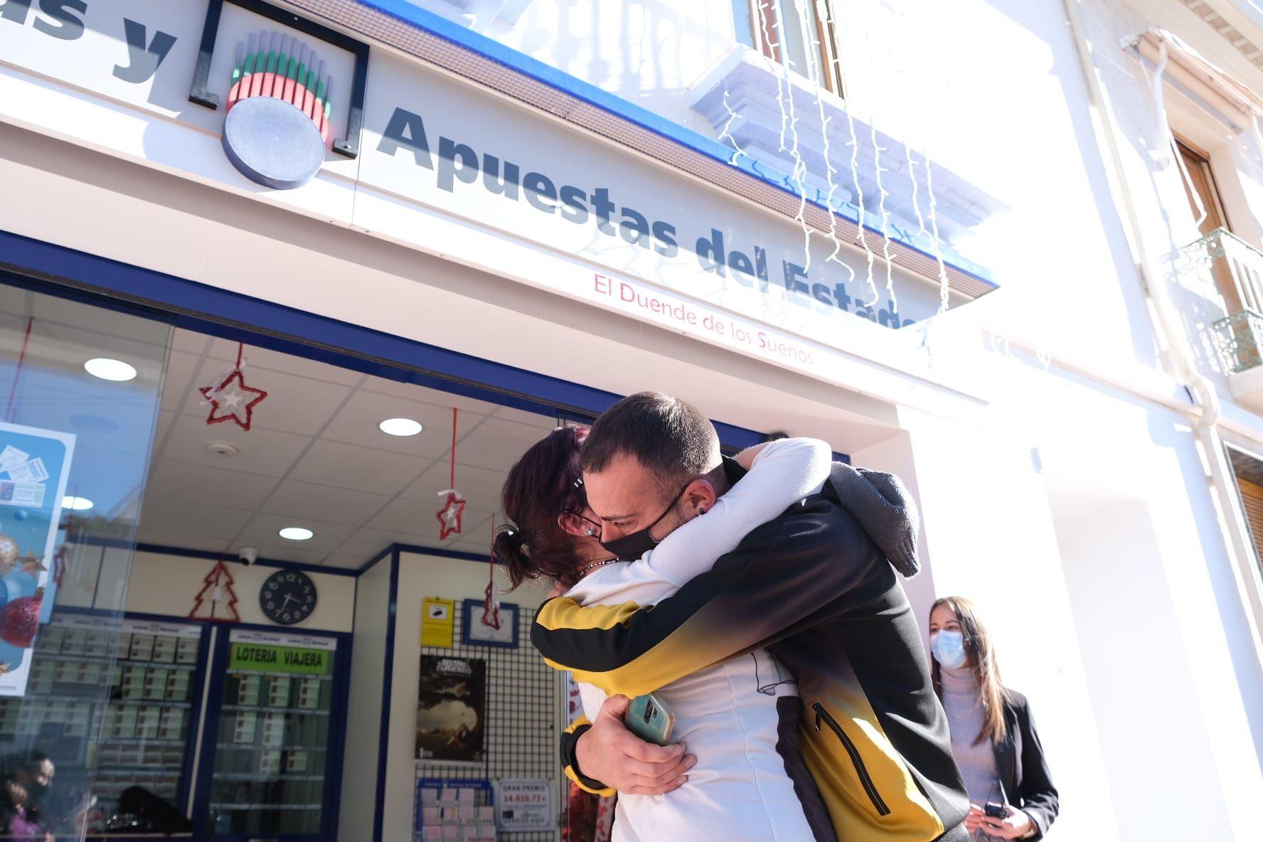 El segundo premio de la Lotería de Navidad deja más de 50 millones de euros en la provincia de Alicante