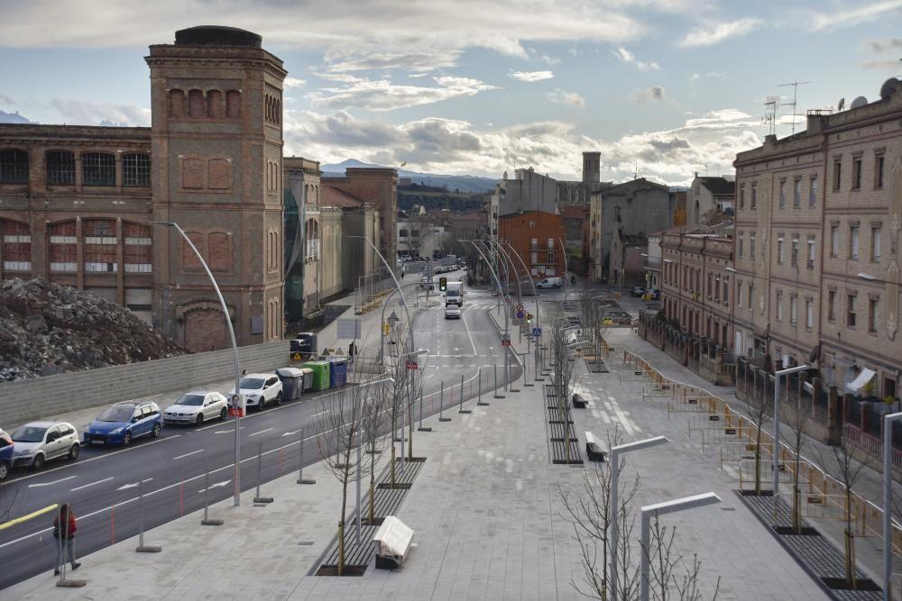 La nova Via Sant Ignasi agafa volada