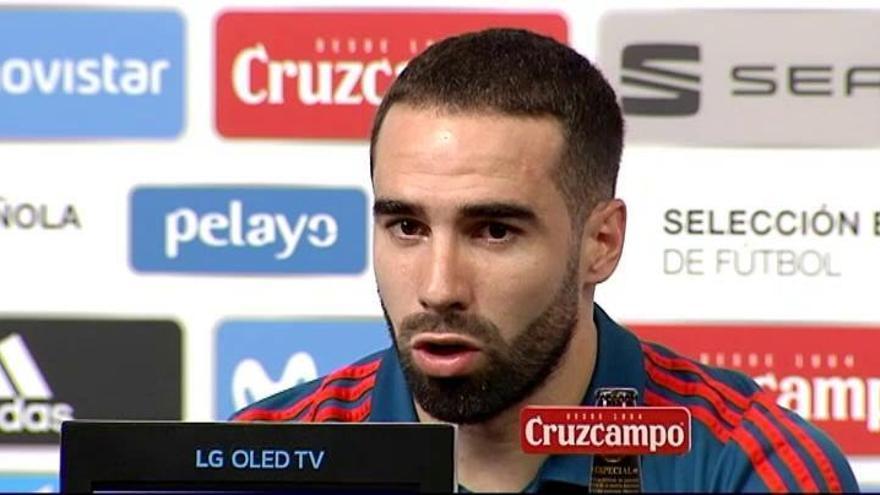 """Carvajal: """"Hemos recibido más críticas de la cuenta"""""""