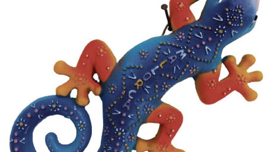 Souvenirs | Entre la 'sargantana' y el 'gekko'