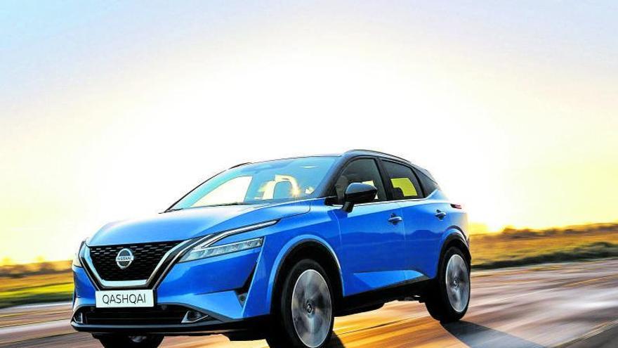 Nissan Qashqai: mejor en todos los sentidos