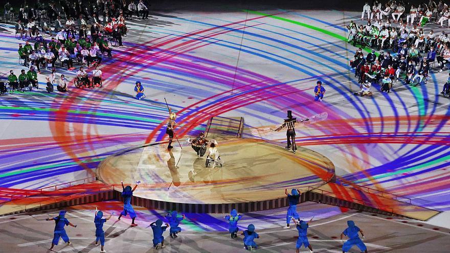 Tòquio reviu amb els Paralímpics