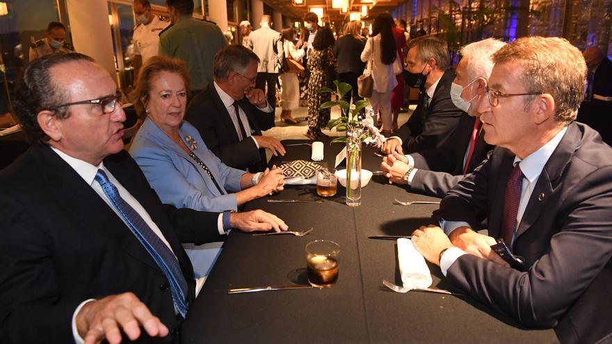 XX Aniversario LA OPINIÓN A CORUÑA | Los invitados al convite