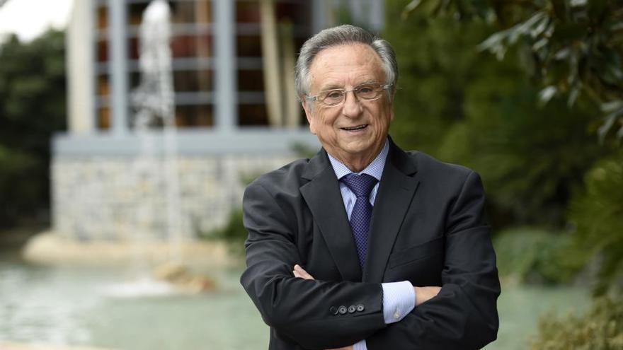 """Tomás Fuertes pide """"máxima transparencia"""" en el reparto de los fondos europeos asignados a España"""