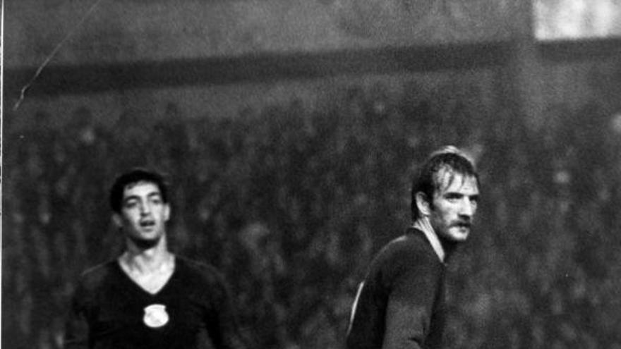 El gol de Palmieri: el extraño fichaje del Oviedo que le marcó al Ibiza