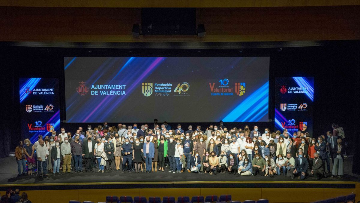 Gala 40 Aniversario FDM