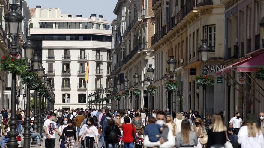 Más de 100.000 personas han superado el COVID en Málaga desde el inicio de la pandemia