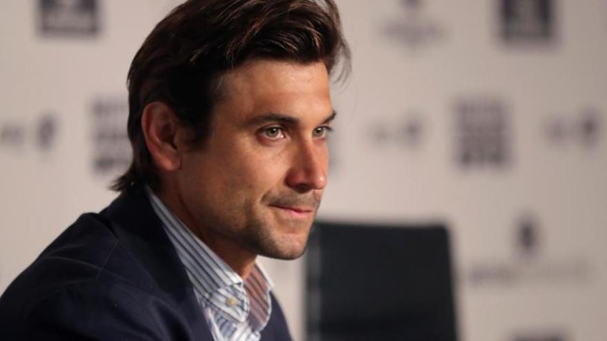 "Ferrer: ""Si mi último rival fuera Roger Federer no estaría mal"""
