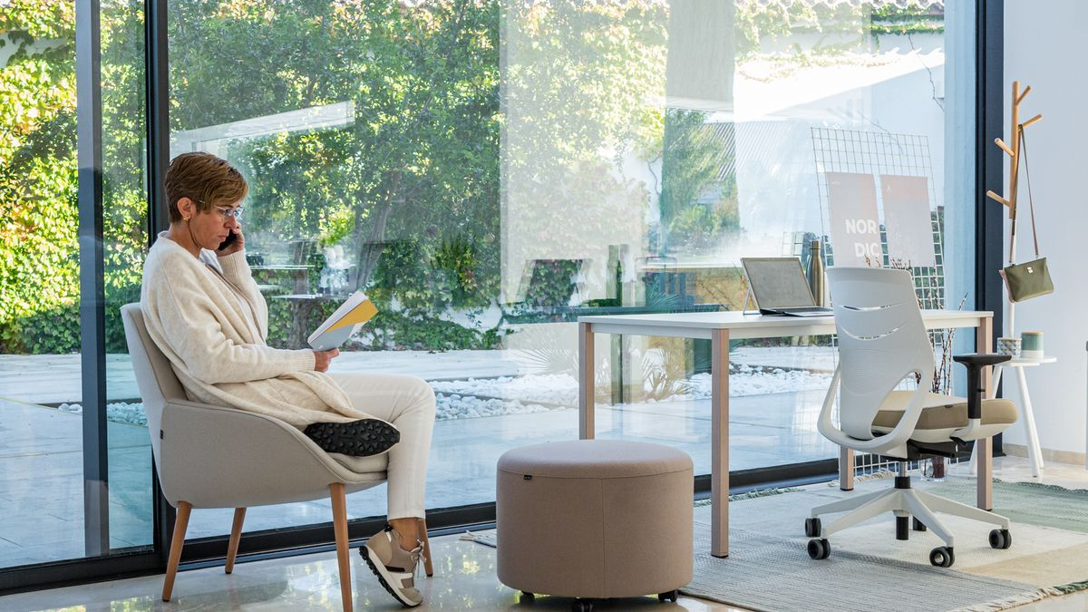 Teleworking environments must adapt to our needs and decoration tastes.