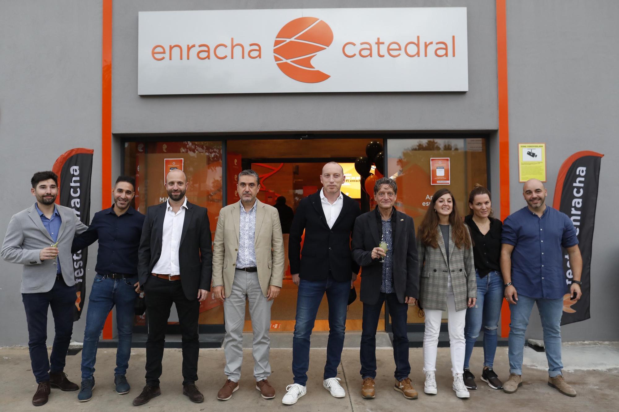 Rank Catalunya inverteix prop d'un milió d'euros en la seva segona sala de jocs Enracha a Girona