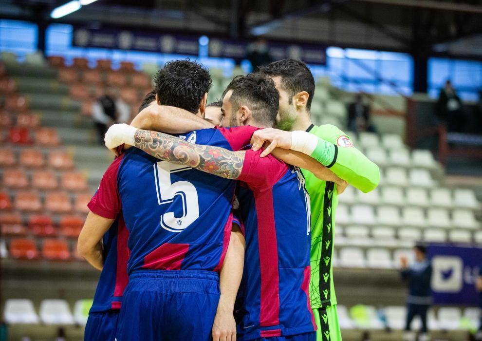 Levante UD FS - Ribera Navarra