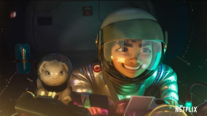 Netflix apuesta por la animación con el musical 'Over The Moon'