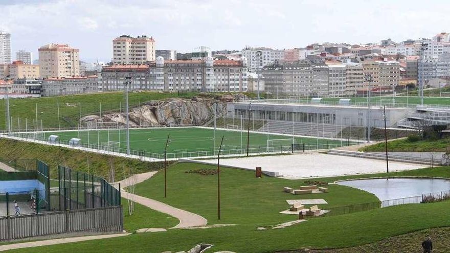 La federación acepta la propuesta para los campos de fútbol de Visma