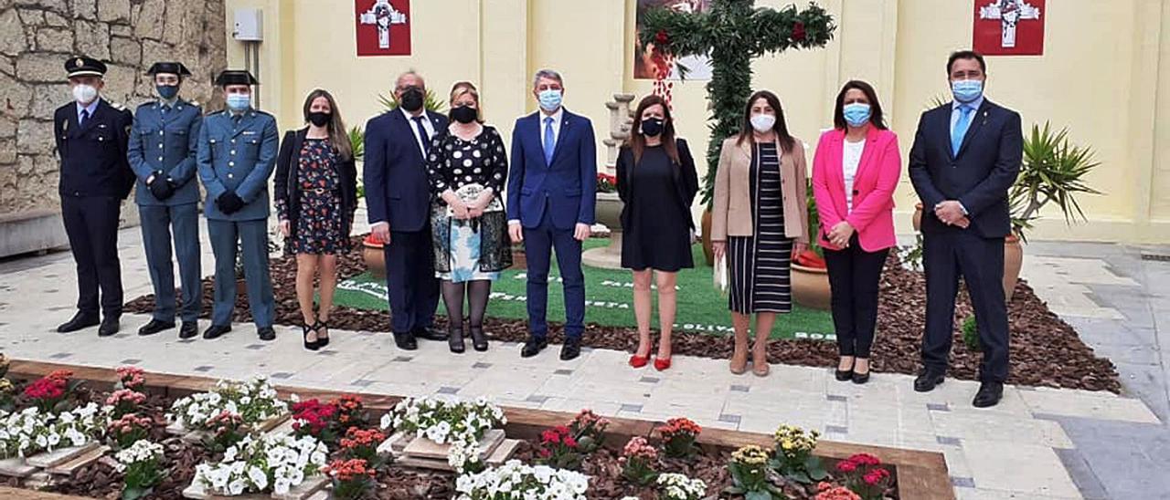 Oliva recupera la jornada del Crist de Sant Roc en día festivo