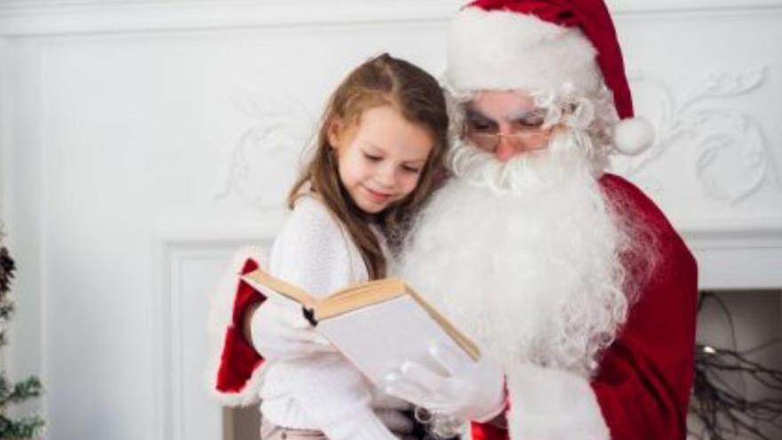 Videollamadas con Papá Noel para los niños con enfermedades graves