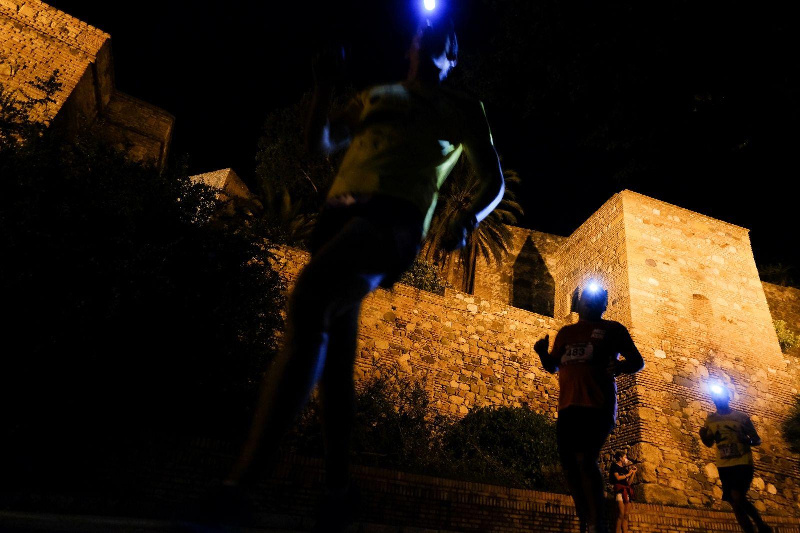 Carrera nocturna 'MLK Tahermo & Trail