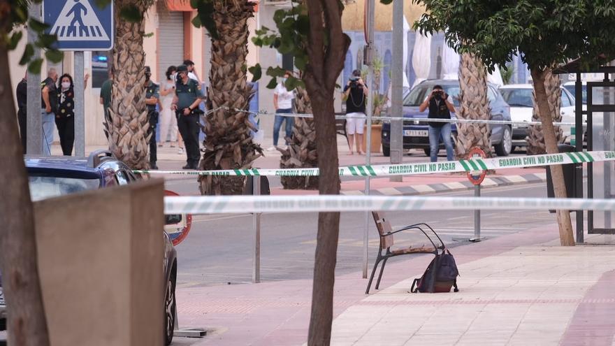 Acordonan una avenida en Sax por una sospecha de bomba